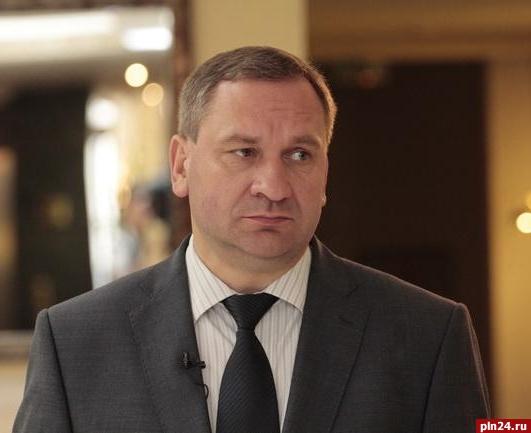 Иван Цецерский избран главой города Пскова