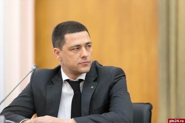 Стартовала прямая трансляция представления врио губернатора Псковской области Михаила Ведерникова (ЭФИР ЗАВЕРШЁН)