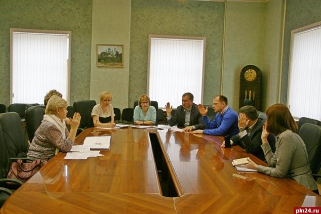 Конкурс назамещение должности руководителя администрации Пскова несостоялся