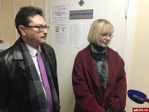 Помощник министра здравоохранения оценила качество оказания услуг впсковской поликлинике №3