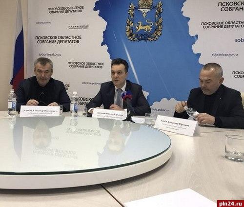 Выборы руководителя Гдовского района проходят без нарушений