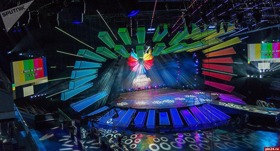 Сегодня убелорусской участницы детского «Евровидения» пройдет 2-ая репетиция