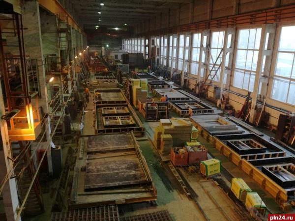Новость для завода жби разложить плиты перекрытий