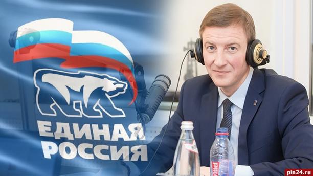Единороссы хотят провести ребрендинг партии после выборов президента