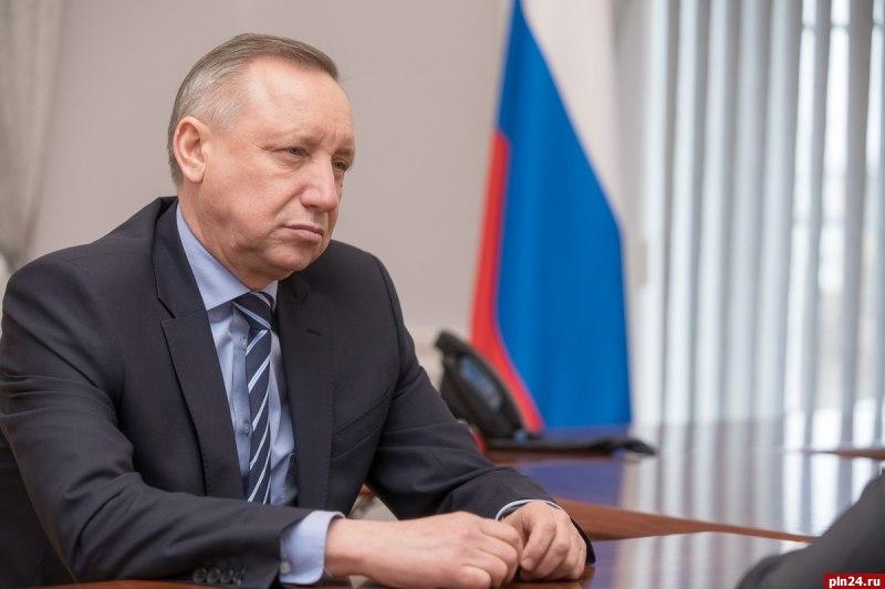 Полпред Президента России прибыл вПсковскую область