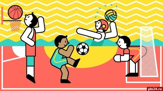 Орловская область заняла 69-е место врейтинге командных видов спорта