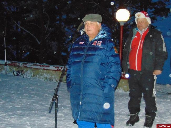ВПсковской области стартовали Всероссийские состязания биатлонистов