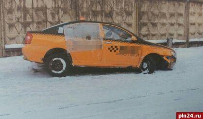 Убийца псковского таксиста насмерть замёрз влесу