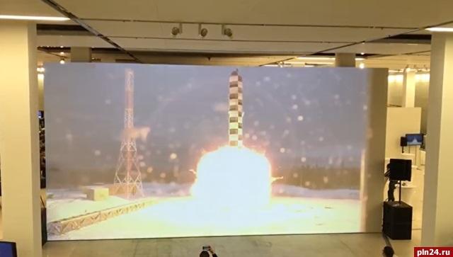 РФ благополучно проверила гиперзвуковой авиационно-ракетный комплекс «Кинжал»— Путин