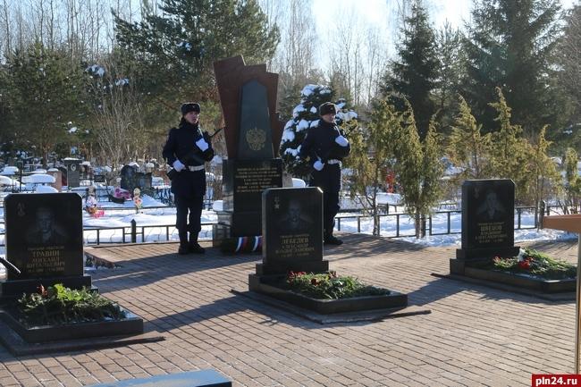 ВСерпухове вспомнят подвиг десантников 6-й парашютно-десантной роты