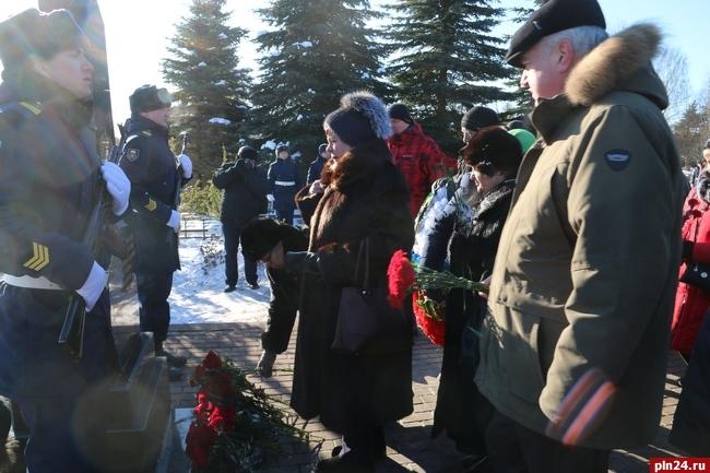 ВРыбинске пройдет митинг, посвященный памяти погибших вЧечне десантников