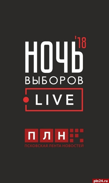 18 марта в Пскове пройдет online-марафон «Ночь выборов 2018 - LIVE»