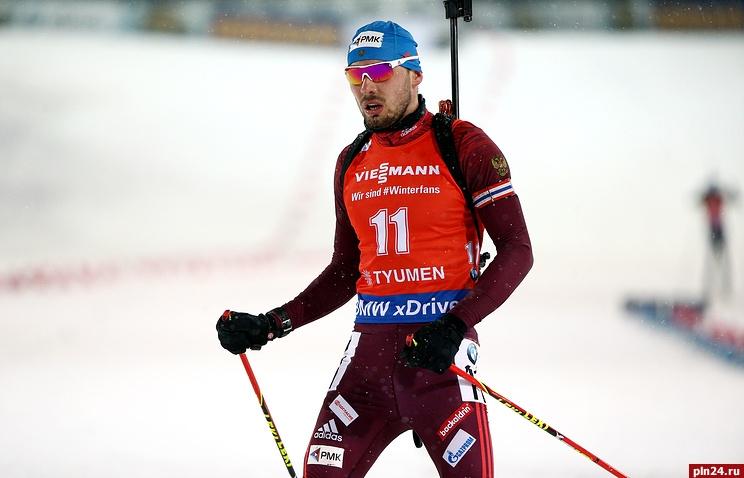 Антон Шипулин стал 3-м вобщем зачете Кубка мира побиатлону