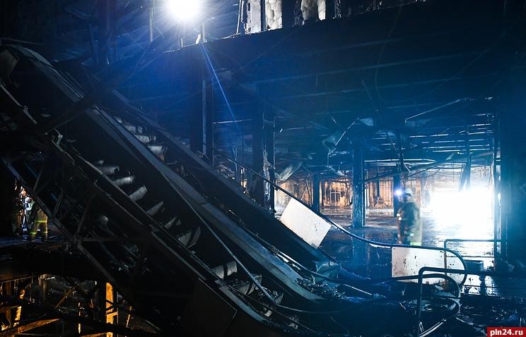 Первопричиной пожара вКемерово стал поджог вдетском сухом бассейне