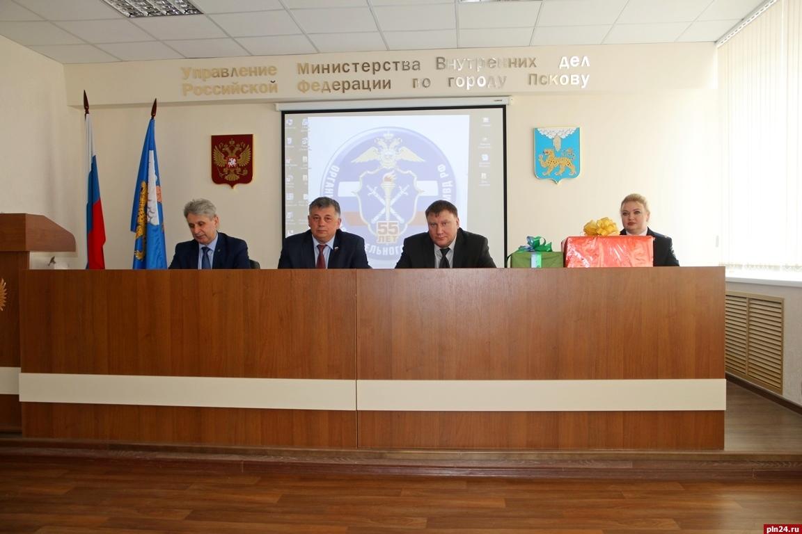 Следователей Южной Осетии поздравили спрофессиональным праздником