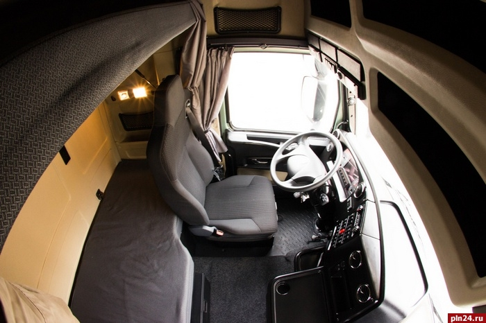 МАЗ начал серийное производство фургонов стандарта Евро 6