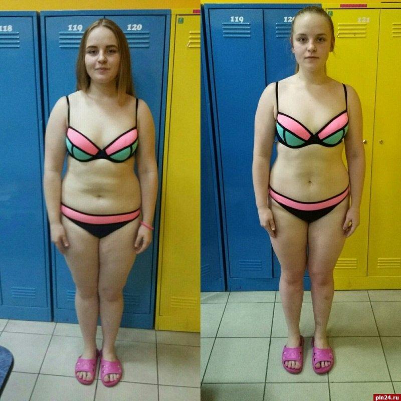 Как похудеть за зиму ребенку