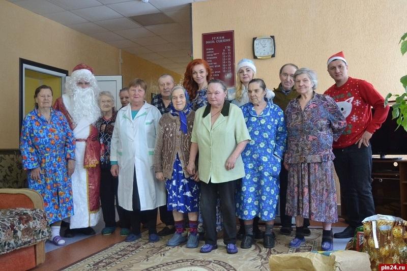 Социальная акция в домах престарелых частные дома престарелых в мо