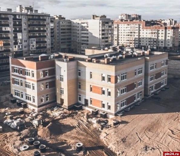 От администрации Пскова объявлен аукцион на строительство детского сада в Овсище, фото-1
