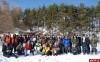 Чемпионат Пскова по ловле рыбы на зимнюю блесну выиграл великолучанин Андрей Березин