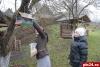 Акция «Зимовий синичник» прошла в Изборске