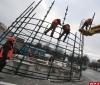 Псковичи интересуются, куда делась искусственная новогодняя ёлка стоимостью 3 миллиона рублей
