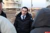 Жильцы ул. Алехина пожаловались Петру Слепченко на доставляющую неудобства стройку