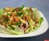 «Путешествие по вкусам»: салат с яблоками