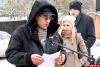 Проблему существующих репрессий поднял на митинге в Пскове один из реабилитированных