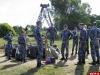В День России молодежь привела берег Псковы в порядок