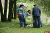 Первый городской семейный пикник не состоялся из-за плохой погоды