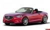 Опубликовано первое изображение новой Mazda MX-5
