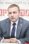 Главный судебный пристав Псковской области Павел Буренков переходит на работу в Калининградскую область