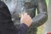 Памятник солдатам Первой мировой войны - псковичам восстановлен