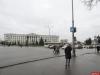 Один из трех пешеходных переходов на площади Ленина в Пскове исчезнет к новому году
