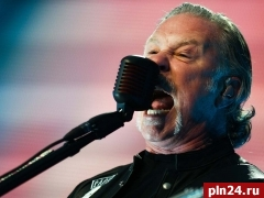 Metallica спела «Группу крови» на концерте в Лужниках. ВИДЕО