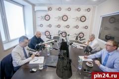 Руководители региональных отделений политических партий в программе «Навстречу урнам». ВИДЕО