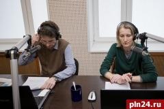 «Эхо города» с Артемом Татаренко и Любовью Кузнецовой. ВИДЕО