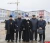У новой школы в Борисовичах планируют построить храм апостола Андрея Первозванного