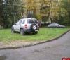 Комитет Госдумы предложил принять в первом чтении законопроект о штрафах за парковку машин на газонах