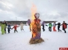 Псковские спасатели призывают соблюдать правила пожарной безопасности при сжигании Масленицы