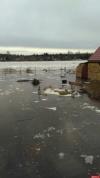 Фотофакт: Затопило «Пристань»