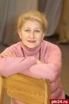 Бессменный худрук псковского ансамбля «Лада» Нина Княжецкая отмечает юбилей