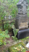 В Пскове под надгробие коллекционера Плюшкина совершается подкоп. ФОТО