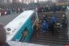 СКР: Водителю автобуса, въехавшего в подземный переход в Москве, предъявлено обвинение в нарушении ПДД