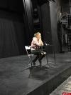 Юлия Пересильд: Каштанка - это синдром, его не вылечить