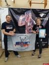 Великолучанка Екатерина Байкова прошла отбор на чемпионат России по кикбоксингу