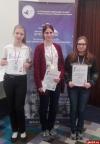 Юная великолучанка Виктория Емельянова стала второй на чемпионате СЗФО среди женщин