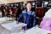 Глава администрации города Великие Луки: Люди приходят на избирательные участки в приподнятом, бодром настроении