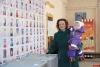 С годовалой дочкой пришла голосовать депутат Псковского областного Собрания Дарья Козьякова